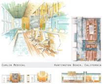 Hand renderings 4 cv