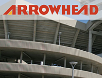Arrowhead stadium site cv