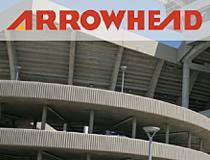 Arrowhead stadium site cv