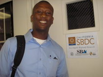 Sean at sbdc small business developement center cv
