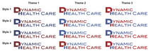 Dynamic healthcare logo demo 2 cv