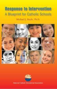 Response intervention blueprint for catholic schools michael j boyle paperback cover art cv