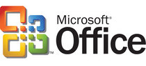 Microsoft office logo cv
