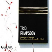 Trio rhapsody cv