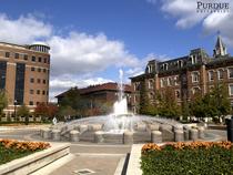 Purdue university cv