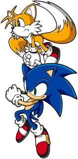 Sonic and tails cv