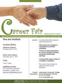 2011 lscc career fair cv