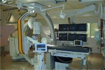 Heart cath lab cv