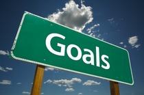Goals sign cv