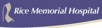 Rice memorial hospital logo cv