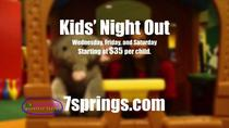 Kids night out portfolio cv