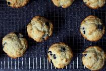 Muffins blueberry cv