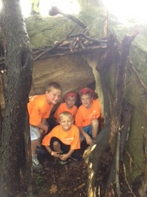 Kids camp cv
