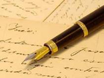 Pen and paper cv