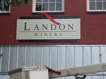 Landon winery cv