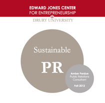 Sustainable pr cv