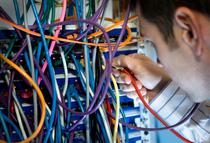 Computer network technician cv