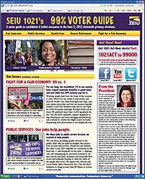 99 pct voter guide cv