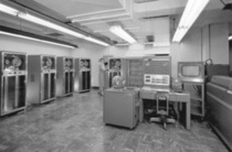 Ibm computer mainframes in the 1960s cv