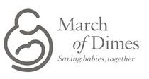 March of dimes logo cv