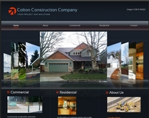 Colton construction cv