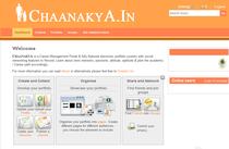 Chaanakya cv