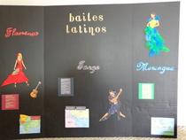 Spanish poster cv