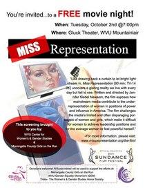 Miss representation cv
