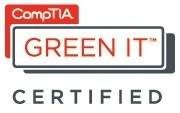 Green it certified adjusted cv