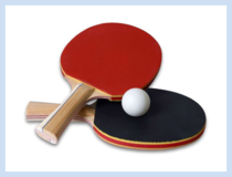 Table tennis cv