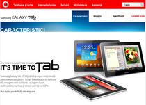 Galaxy tab cv