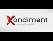 Logos kondiment cv