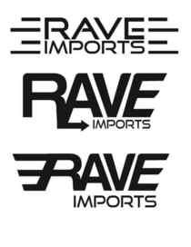 Rave logos cv