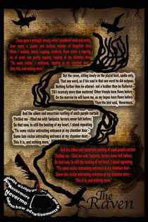 Fearon raven poem cv