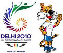 Commonwealth games 2010 logo cv
