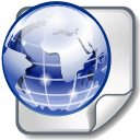 Webpage icon cv