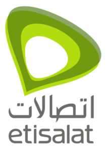 Etisalat logo cv