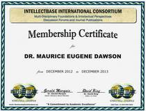 Intellectbase dec 2012  2013 membership certificate cv
