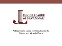 Junior league of savannah cv