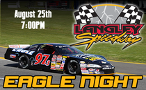 Langley eagle night cv