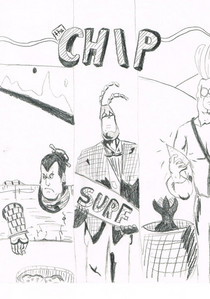 Thechip cartoon 1995 cv