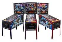 Pinball machine cv