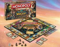 Wow monopoly cv