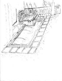 Pool sketch cv