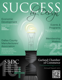 Garland chamber annual report 2011 cv