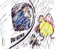 Ernie and the big newz cv