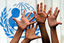 L 61 hands with unicef logo cv
