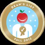 Deans fall verified2012 cv