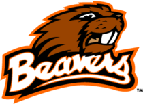 Oregon state beavers logo cv