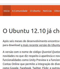 Ubuntu pt cv
